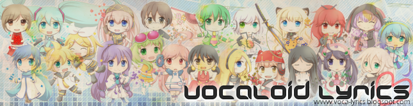 Vocaloid Lyrics