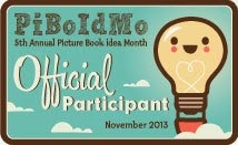 It's Picture Book Idea Month!
