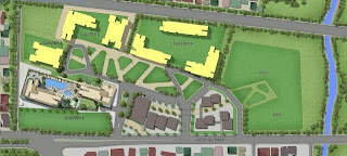 Avida Towers Altura Site Development Map