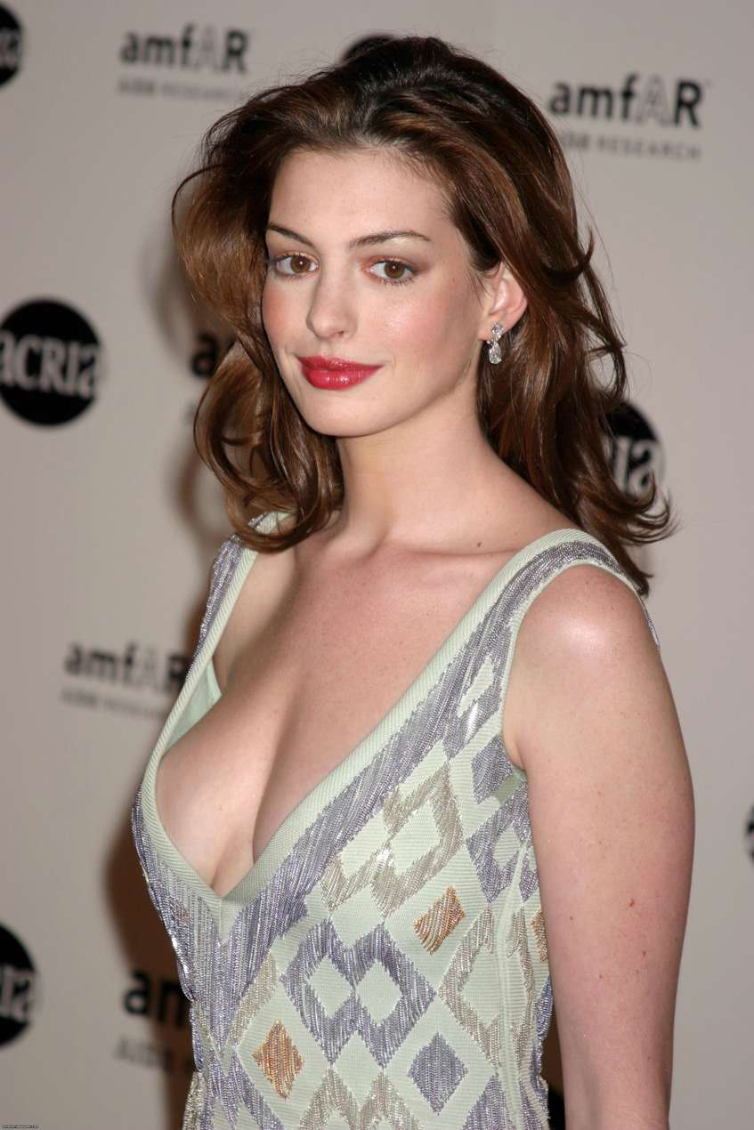 Did Anne hathaway actress