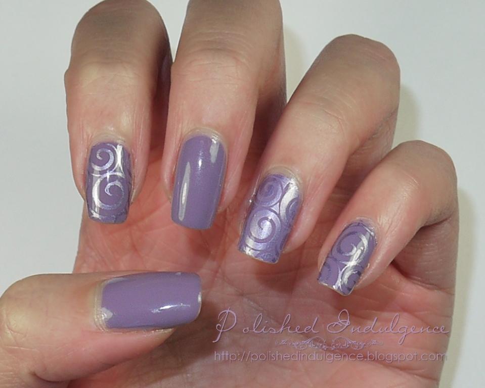 Polished Indulgence: Nail Art Wednesday: Inverse Subtle Tone on ...