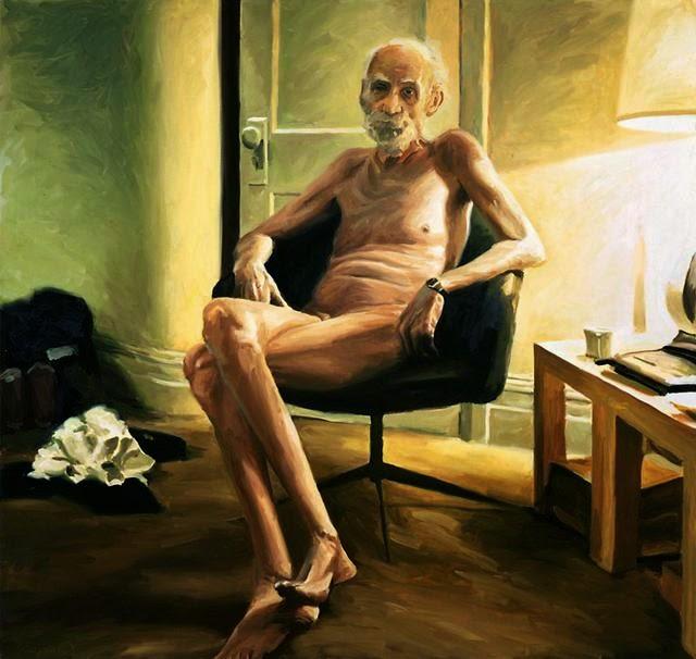 La vieja desnuda Brujera y abyeccin - cvccervanteses