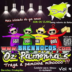 Oz Pamonhas - Vol.4 (2013)
