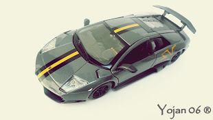 Lamborghini Murciélago LP670-4 Super Veloce China Limited Edition