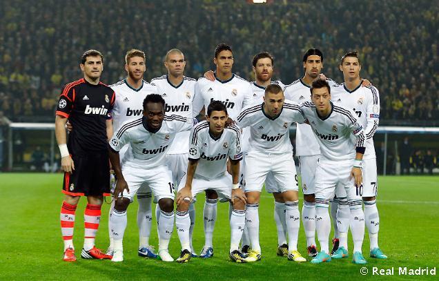 Prediksi Skor Pertandingan Mallorca vs Real Madrid, 29 Okt 2012