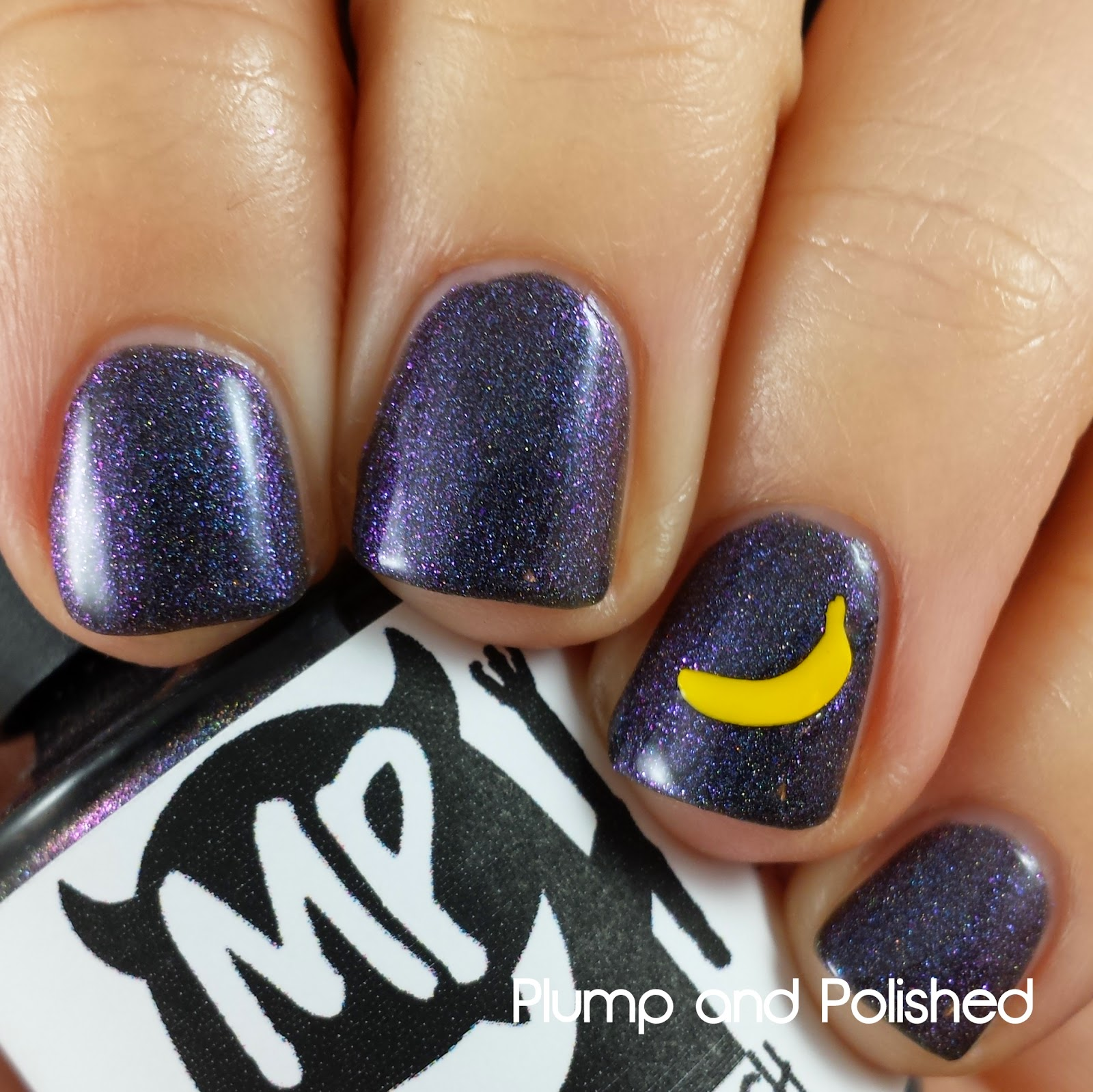 Monster Polish - What's Wrong With This Jumper?