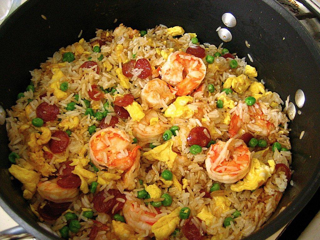 Cocina a lo boricua arroz chino a lo boricua for Cocinar 2 tazas de arroz