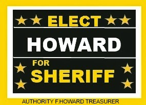 Ronnie Howard For Somerset Sheriff