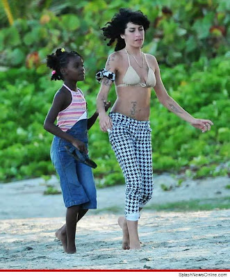 Amy Winehouse Planning To Adopt A Child