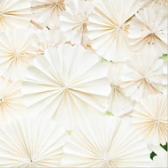 DIY Rosetones de papel