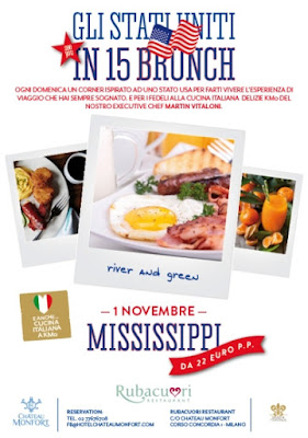 Sunday Brunch 1 novembre milano