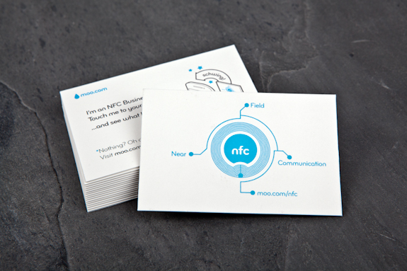 Business Cards With NFC Technology Book of Knowledge
