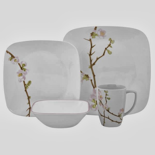 Astonishing Corelle Cherry Blossom Dinnerware Set Ideas - Best Image . & Astonishing Corelle Cherry Blossom Dinnerware Set Ideas - Best Image ...