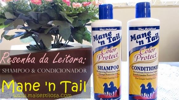 shampoo de cavalo para o cabelo crescer