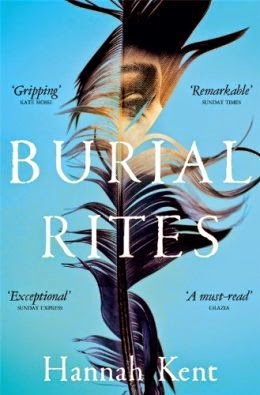 Burial Rights, Hannah Kent