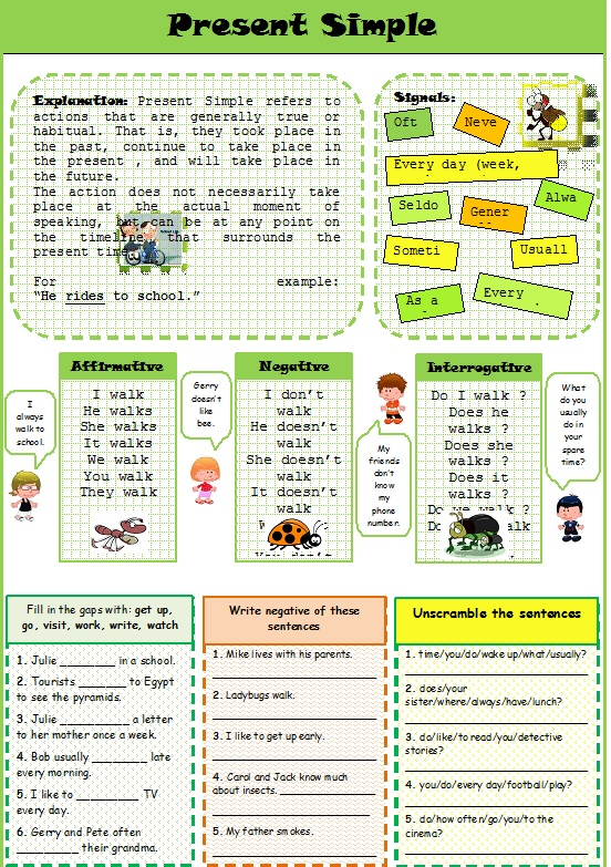 ENGLISH ADVENTURE: VACATIONS ACTIVITIES FOR 2ND GRADE