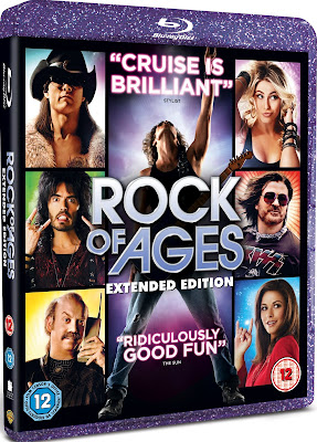Filme Poster Rock of Ages: O Filme – Versão Estendida BRRip XviD & RMVB Legendado