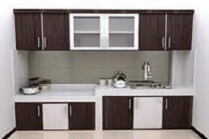Memilih Kitchen Set Minimalis Untuk Dapur Kecil