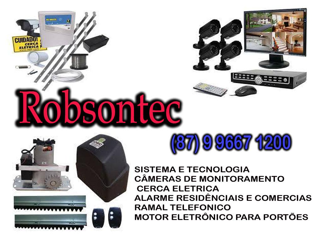 ROBSONTEC SISTEMA E TECNOLOGIA