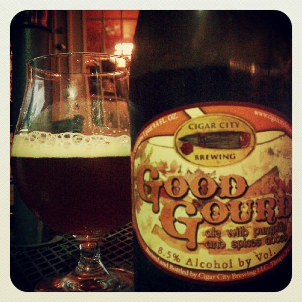 pumpkin ale base beer