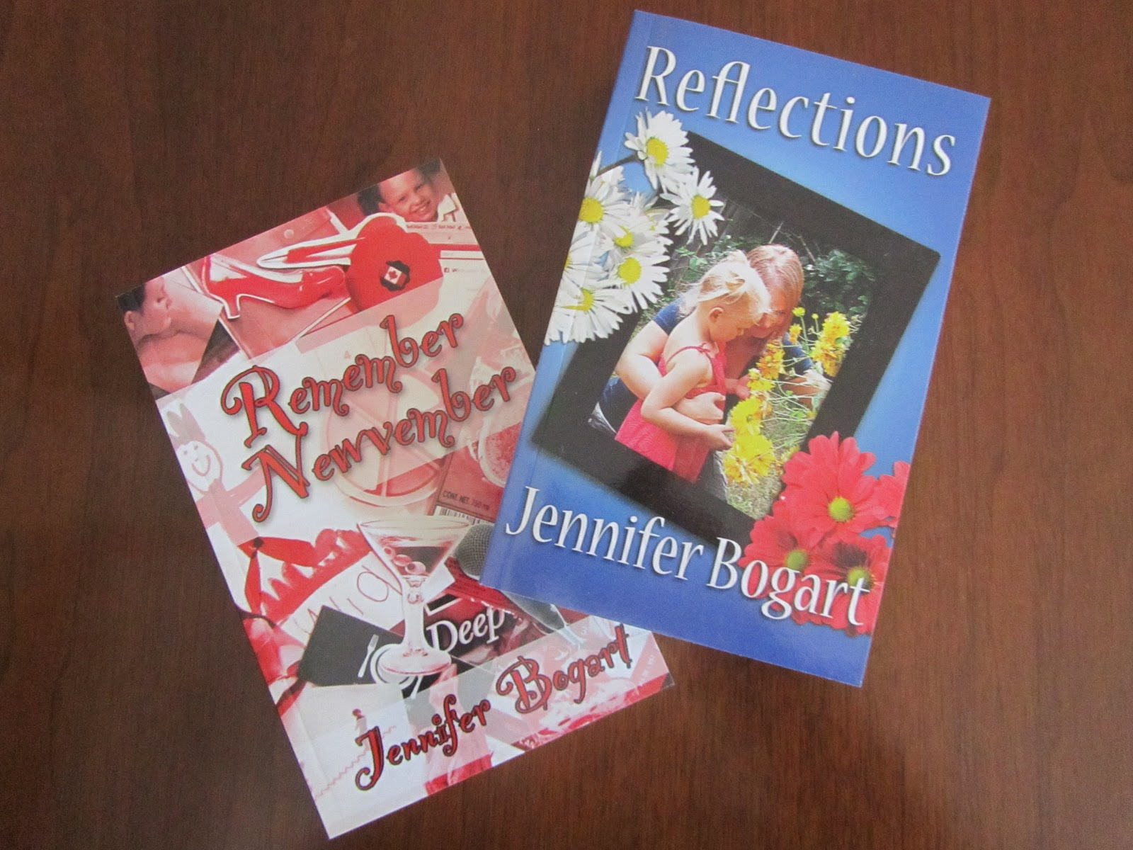 Jennifer Bogart - Remember Newvember & Reflections