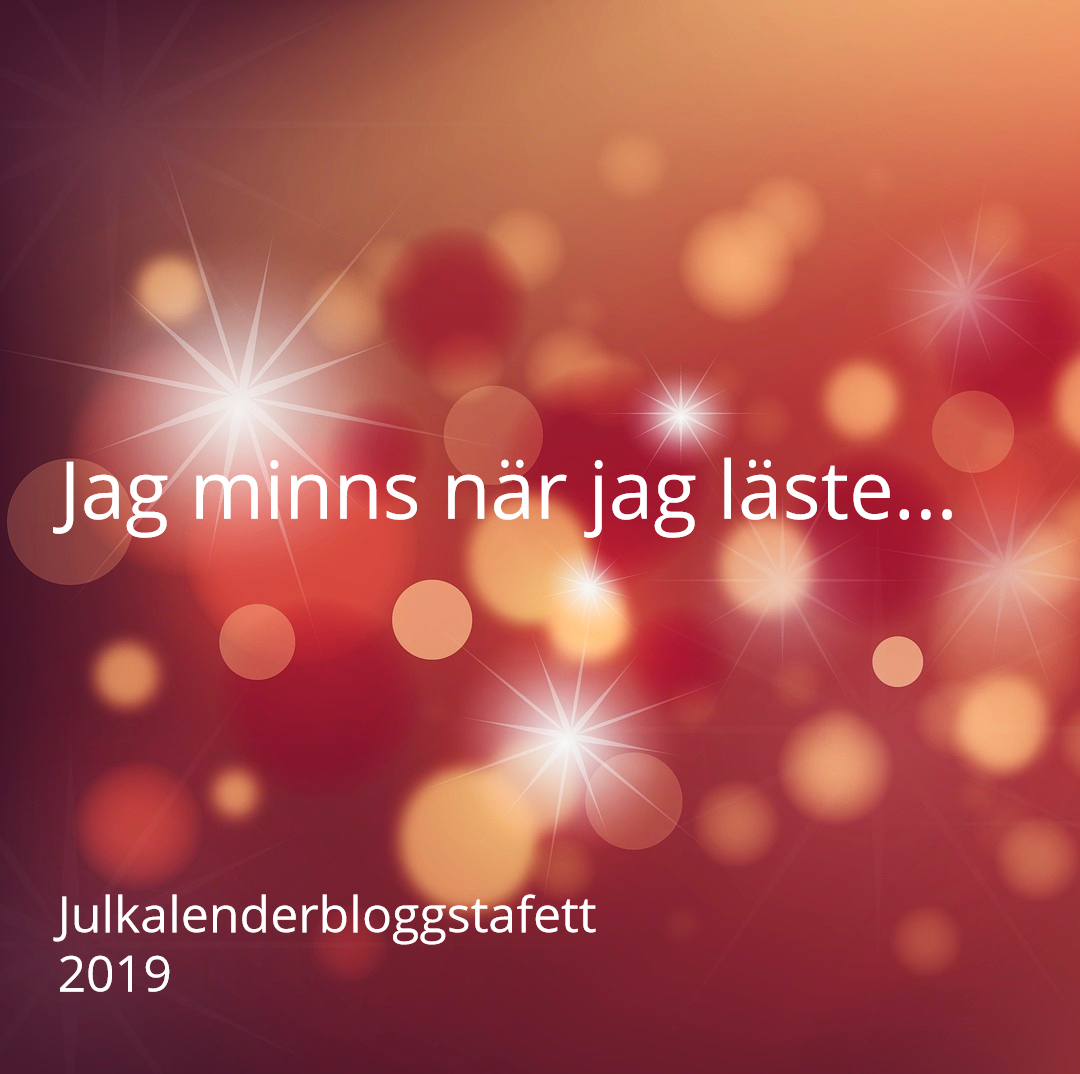 Julkalenderbloggstafett