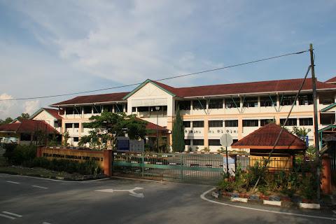 Laman Sesawang SMK Tasek Utara 2 Johor Bahru