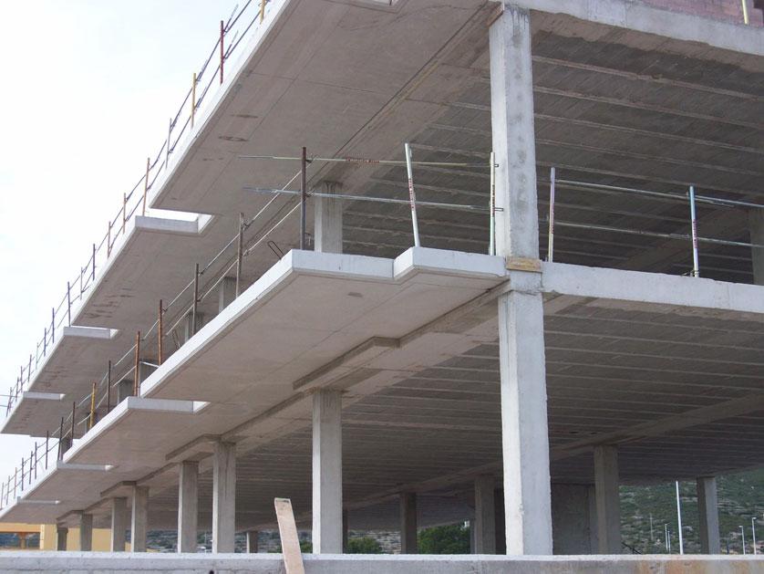 Adaptando la edificaci n a los nuevos tiempos durabilidad - Precios de estructuras de hormigon ...