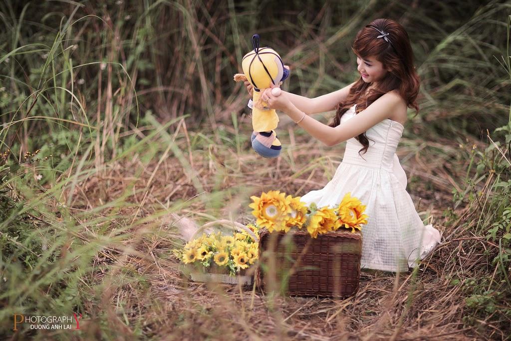 Ảnh đẹp girl xinh Việt Nam chất lượng HD - Ảnh 09