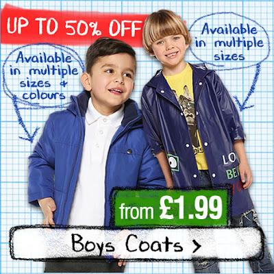 boys coats