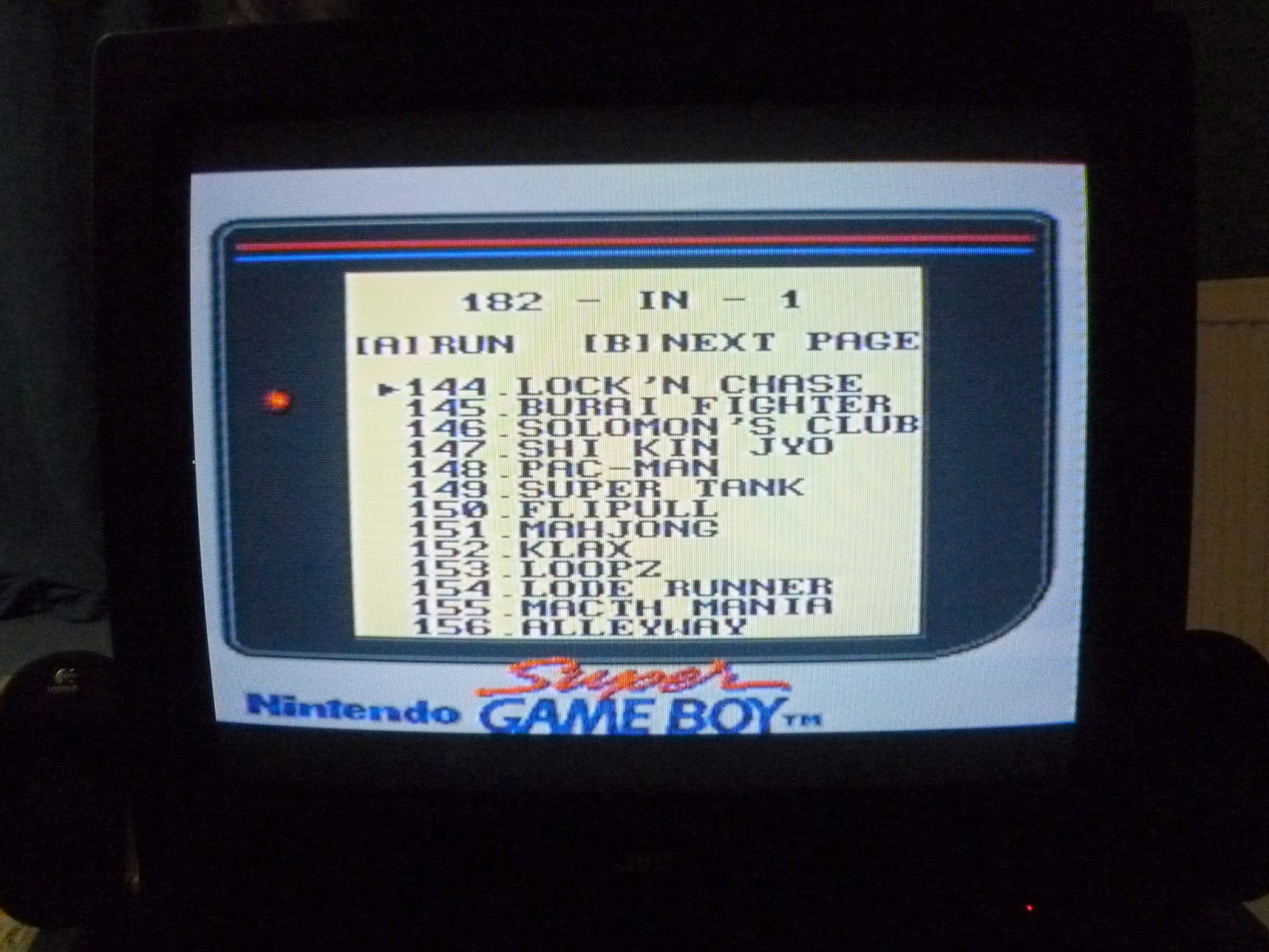 game rpg gameboy color : Game Rpg Gameboy Color The Menu Appeared To Be Using The Sgb Default Colour Scheme