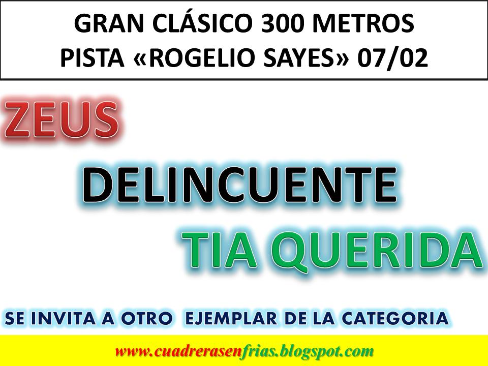 CLASICO SAYES 07-02