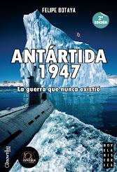 Bases Nazis en Antártida?