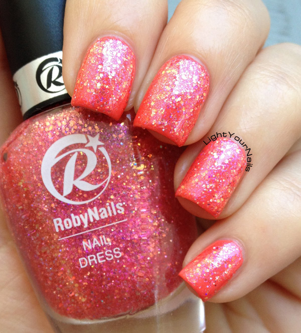 RobyNails Magic Fuxia