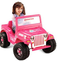 Toys Power Wheels Jeep Giveaway