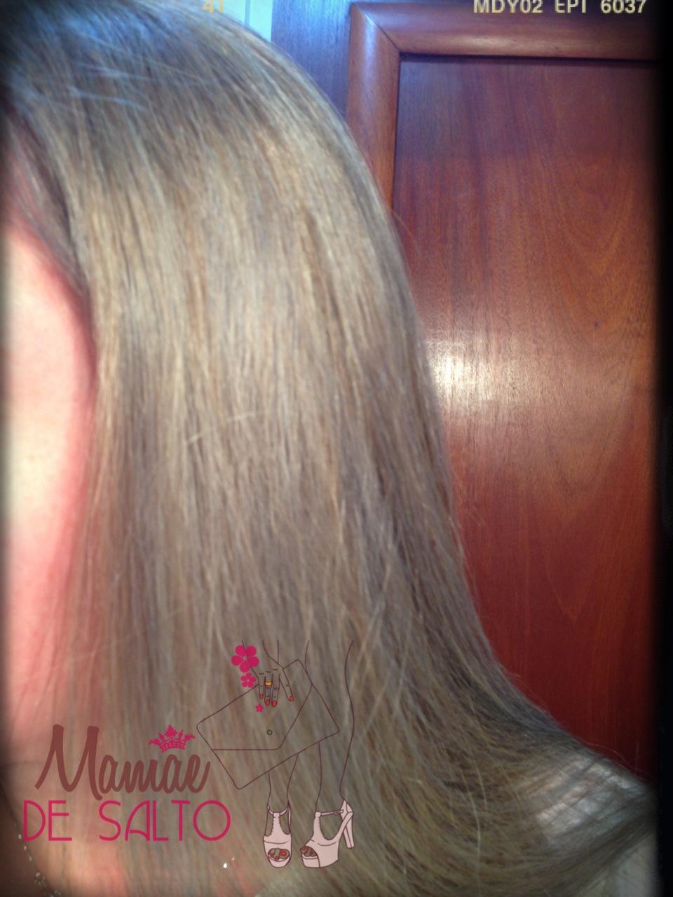 cabelo loiro platinado blog Mamãe de Salto