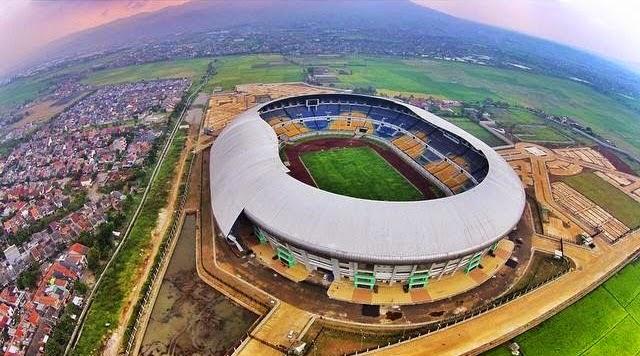 Tim Gabungan: Tembok dan Lantai Stadion GBLA Retak