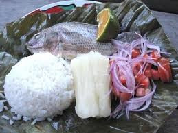 COMIDA TIPICA DEL ORIENTE