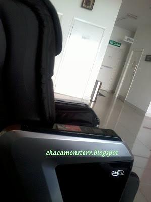 Tune Hotels Bintulu, Gintell, Rest ang Go Station, Kerusi berbayar Gintell, sangat selesa, best
