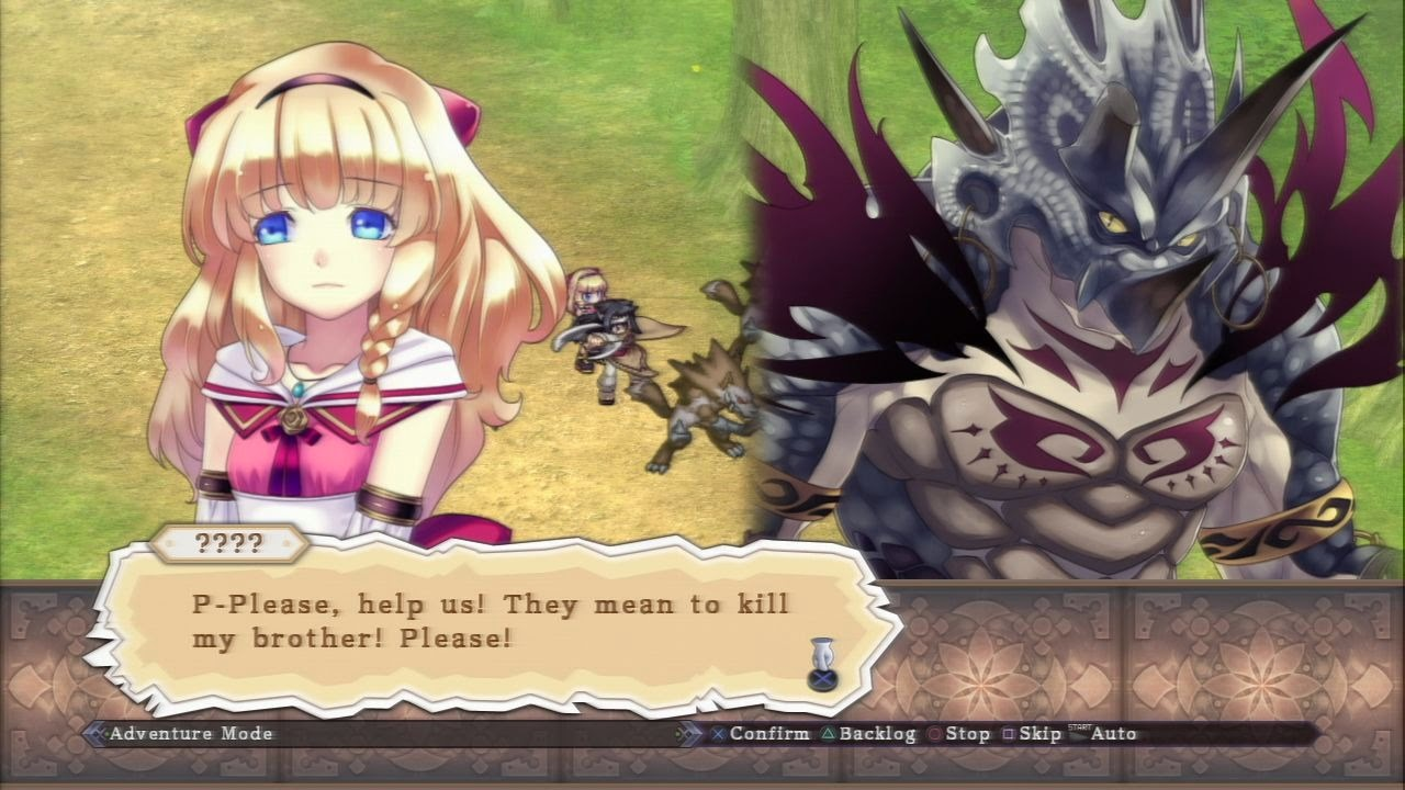 Agarest Generations of War Zero screenshots