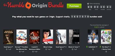 Los mejores juegos de Origin desde 1$