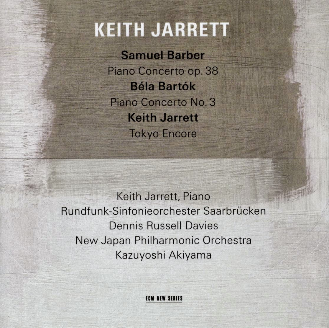 gapplegate classical modern music review keith jarrett barber  keith jarrett barber piano concerto bartok piano concerto no 3