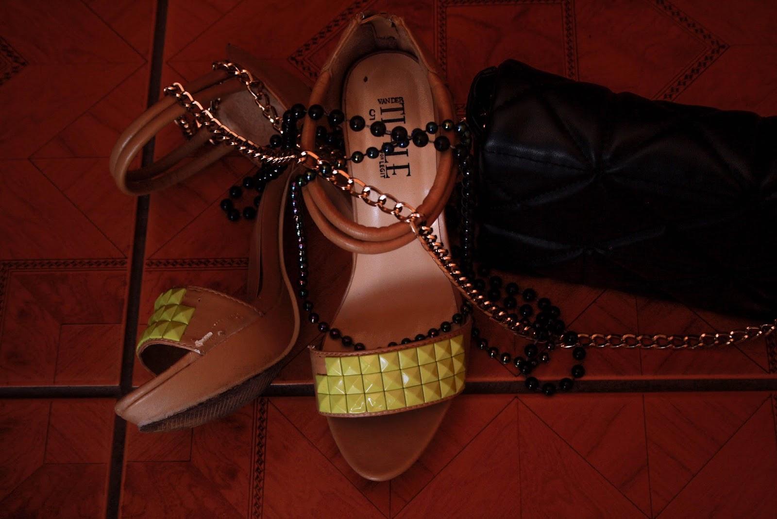 david tlale for legit sandals