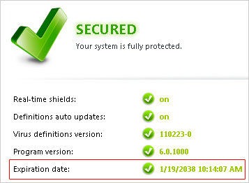Avast License Key – Activate Avast Free Antivirus Until 2038