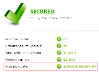 free antivirus with activation key for windows 10