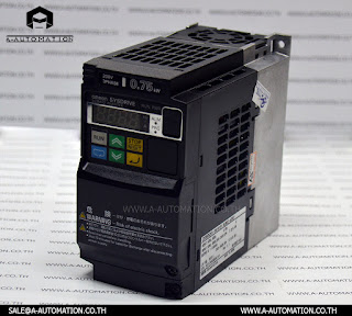 ขาย Inverter Omron รุ่น 3G3MX2-A2007