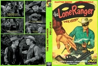 THE LONE RANGER - PÉS LEVES