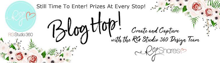 RG Studio 360 Blog Hop!
