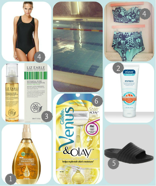 Beauty, Hair and Skincare Tips For Swimmers