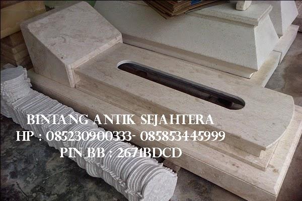 Model Makam Marmer Jakartanan Variasi ke 2